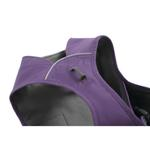 View Image 5 of Overcoat Fuse Dog Jacket by RuffWear - Purple Sage