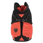 View Image 1 of P2 Dog Vest by Puppia Life - Black