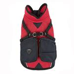 View Image 1 of P2 Dog Vest by Puppia Life - Red