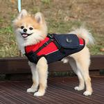 View Image 2 of P2 Dog Vest by Puppia Life - Red