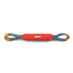 View Image 1 of Pacific Loop Dog Toy by RuffWear - Sockeye Red