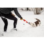 View Image 3 of Pacific Loop Dog Toy by RuffWear - Sockeye Red