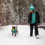 View Image 4 of Pacific Ring Dog Toy by RuffWear - Tumalo Teal