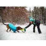 View Image 3 of Pacific Ring Dog Toy by RuffWear - Tumalo Teal