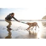 View Image 5 of Pacific Loop Dog Toy by RuffWear - Tumalo Teal