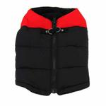 View Image 1 of Padded Dog Harness Vest by Gooby - Red/Black