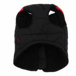 View Image 3 of Padded Dog Harness Vest by Gooby - Red/Black