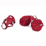 View Image 3 of Palisades Multi-Day Dog Pack by RuffWear - Red Currant