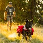 View Image 6 of Palisades Multi-Day Dog Pack by RuffWear - Red Currant