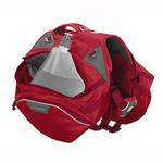 View Image 5 of Palisades Multi-Day Dog Pack by RuffWear - Red Currant