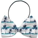 View Image 1 of Palm Tree Paradise Dog Bow Tie