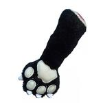 View Image 1 of Panther Claw Plush Dog Toy by Hip Doggie