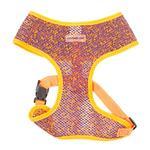View Image 1 of Parisian Pet Sport Net Dog Harness - Orange/Blue