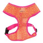 View Image 1 of Parisian Pet Sport Net Dog Harness - Pink/Yellow