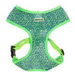 View Image 1 of Parisian Pet Sport Net Dog Harness - Green/Blue