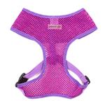 View Image 2 of Parisian Pet Sport Net Dog Harness - Purple/Pink