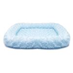 View Image 1 of Parisian Pet Sweetheart Dog Crate Mat - Blue
