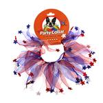View Image 1 of Patriotic Dog Neck Scrunchy