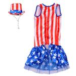 View Image 3 of Patriotic Pooch Dog Dress by Rubie's Costumes