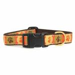 View Image 2 of Pawprint Dog Collar by Up Country