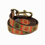 View Image 1 of Pawprints Dog Leash by Up Country
