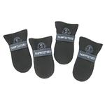 View Image 1 of PawTectors Dog Boots - Black