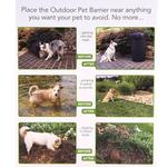 View Image 2 of Pawz Away Outdoor Pet Barrier System