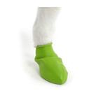 View Image 2 of PawZ Disposable Dog Booties 12pk - Tiny Bright Green
