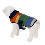 View Image 2 of Pendleton Crater Lake National Park Dog Coat - Navy Blue