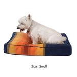 View Image 3 of Pendleton Grand Canyon National Park Dog Bed - Navy Blue