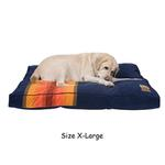View Image 4 of Pendleton Grand Canyon National Park Dog Bed - Navy Blue