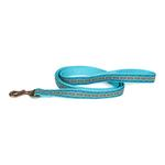 View Image 1 of Pendleton Pet Diamond River Dog Leash - Turquoise