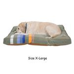 View Image 3 of Pendleton Rocky Mountain National Park Dog Bed - Sage