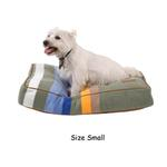 View Image 4 of Pendleton Rocky Mountain National Park Dog Bed - Sage