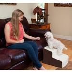 View Image 1 of Pet Gear Easy Step Deluxe Soft Pet Step