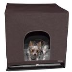 View Image 1 of Pet Gear Pro Pawty Indoor Dog Potty - Espresso