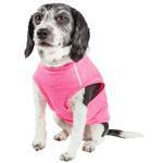 View Image 3 of Pet Life ACTIVE 'Aero-Pawlse' Performance Dog Tank Top - Pink