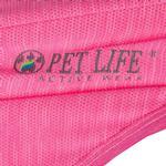 View Image 7 of Pet Life ACTIVE 'Aero-Pawlse' Performance Dog Tank Top - Pink