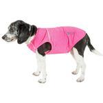 View Image 1 of Pet Life ACTIVE 'Aero-Pawlse' Performance Dog Tank Top - Pink