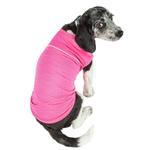 View Image 2 of Pet Life ACTIVE 'Aero-Pawlse' Performance Dog Tank Top - Pink