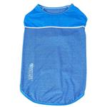 View Image 5 of Pet Life ACTIVE 'Aero-Pawlse' Performance Dog Tank Top - Blue