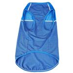 View Image 6 of Pet Life ACTIVE 'Aero-Pawlse' Performance Dog Tank Top - Blue