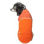 View Image 3 of Pet Life ACTIVE 'Aero-Pawlse' Performance Dog Tank Top - Orange
