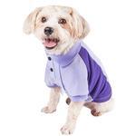 View Image 3 of Pet Life ACTIVE 'Barko Pawlo' Performance Dog Polo - Lavender