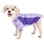 View Image 1 of Pet Life ACTIVE 'Barko Pawlo' Performance Dog Polo - Lavender