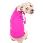 View Image 2 of Pet Life ACTIVE 'Barko Pawlo' Performance Dog Polo - Pink