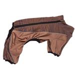 View Image 4 of Pet Life ACTIVE 'Chase Pacer' Performance Full Body Dog Warm Up - Brown