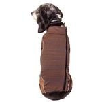 View Image 3 of Pet Life ACTIVE 'Chase Pacer' Performance Full Body Dog Warm Up - Brown