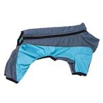 View Image 4 of Pet Life ACTIVE 'Chase Pacer' Performance Full Body Dog Warm Up - Blue and Turquoise