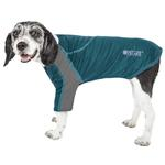 View Image 1 of Pet Life ACTIVE 'Chewitt Wagassy' Performance Long Sleeve Dog T-Shirt- Teal